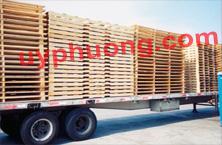 Giới thiệu công ty Pallet gỗ Uy Phương
