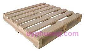 pallet gỗ 2 hướng nâng mã 2w1500