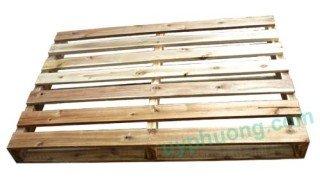 Pallet gỗ mã 2N500