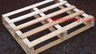 Pallet gỗ mã 4W100